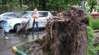 В Свердловской области в ночь на 26 июня объявлено штормовое предупреждение